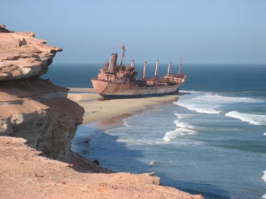 bateau maroc mauritanie